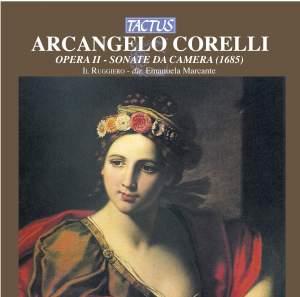 Corelli: Sonate da camera a tre, Op. 2 (complete) Product Image
