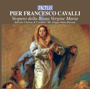 Pier Francesco Cavalli: Vespero della Beata Vergine Maria