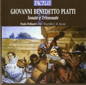 Platti: Sonate e Trio sonate