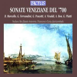Sonate Veneziane Del '700