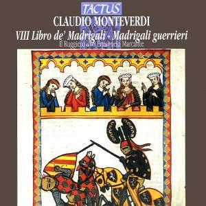Monteverdi: Madrigals, Book 8 Product Image