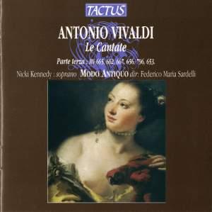 Vivaldi: Le Cantate