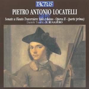 Locatelli: Flute Sonatas, Op. 2