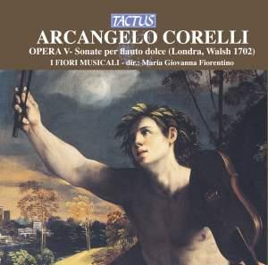 Corelli: Recorder Sonatas, Op. 5