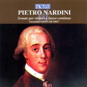 Nardini: Sonate per violino e basso
