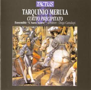 Merula: Cutrio precipitato et altri capricii, libro II, Op. 13