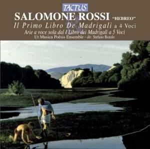 Rossi: Primo Libro di Madrigali a 4 voci & 6 Arias for Solo Voice Product Image