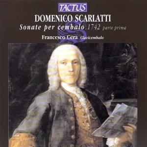 Domenico Scarlatti: Sonate per cembalo, 1742, Vol. 1 Product Image