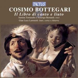 Cosimo Bottegari: Il Libro di canto e liuto Product Image