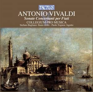 Vivaldi: Sonate Concertanti per Fiati Product Image