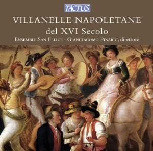 Villanelle Napoletane del XVI Secolo Product Image