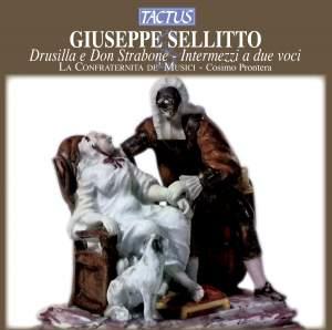 Giuseppe Sellitto: Drusilla e Don Strabone Product Image