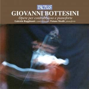 Bottesini: Opere per contrabbasso & pianoforte Product Image