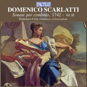 Domenico Scarlatti: Sonate per cembala 1742, Vol. 3 Product Image