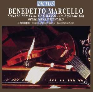Marcello: Sonate per Flauto e Basso, Op. 2