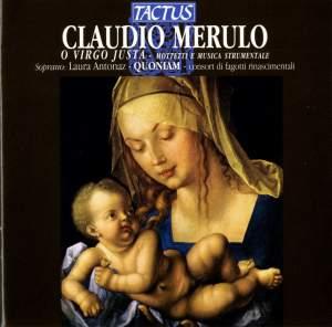 Claudio Merulo - O Virgo Justa