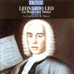 Leonardo Leo - La Musica per Stanza