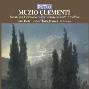 Clementi: Sonate per fortepiano con accompagnamento di violino