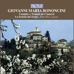 Giovanni Bononcini: Cantate e Sonate da Camera
