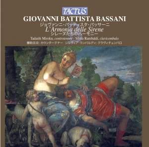 Giovanni Battista Bassani: L'Armonia delle Sirene