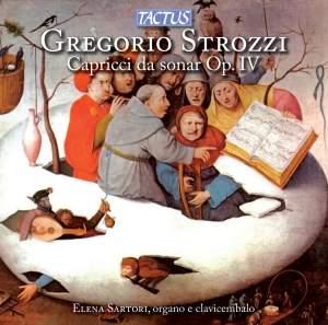 Strozzi: Capricci da sonare, Op. 4