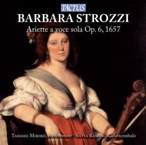 Strozzi: Ariette a voce sola, Op. 6