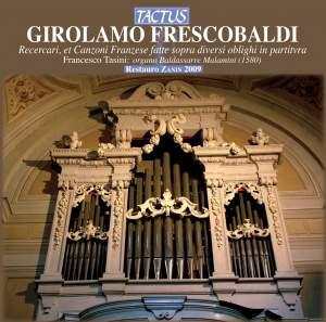 Frescobaldi: Recercari et canzoni franzese fatte sopra diversi obblighi in partitura, libro primo (1615)