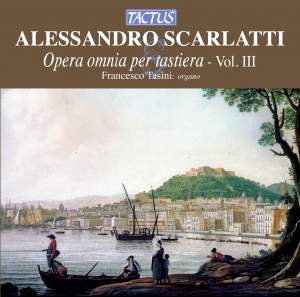Scarlatti: Opera omnia per tastiera, Vol. 3 Product Image