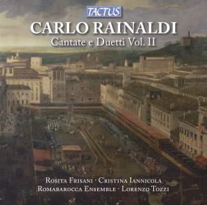 Carlo Rainaldi: Cantate e Duetti, Vol. 2