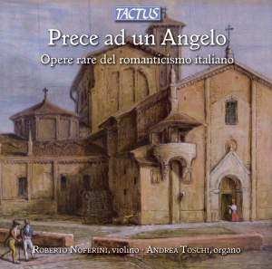 Prece ad un Angelo: Rare Works of Italian Romanticism Product Image