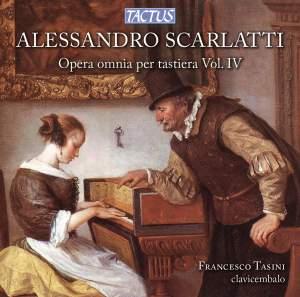 Scarlatti: Opera omnia per tastiera Vol. 4 Product Image