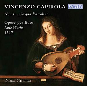 Vincenzo Capirola: Lute Works, 1517