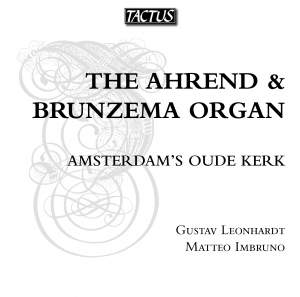 The Ahrend & Brunzema Organ of Amsterdam's Oude Kerk Product Image