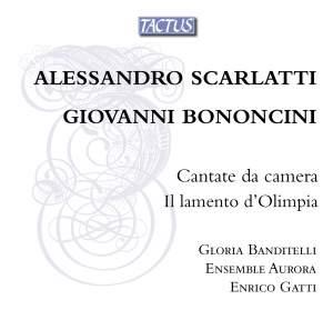 A. Scarlatti & Bononcini: Cantate da camera