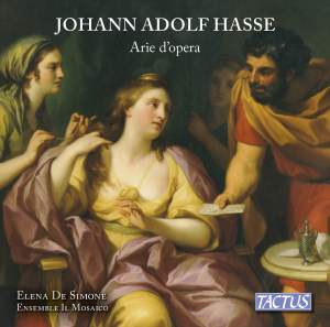 Hasse: Arie D'opera Product Image