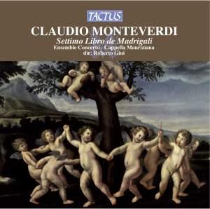 Monteverdi: Il settimo libro de madrigali, 1619 'Concerto' Product Image