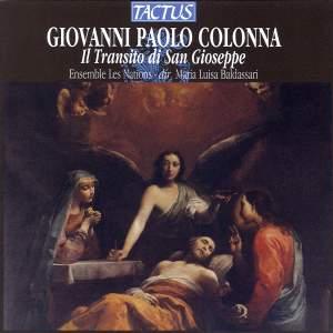 Colonna, G P: Il Transito di San Gioseppe