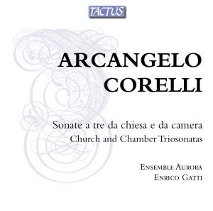 Corelli: Church and Chamber Trio Sonatas Product Image