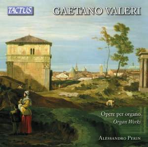 Gaetano Valeri: Organ Works Product Image