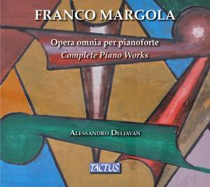 Franco Margola: Complete Piano Works