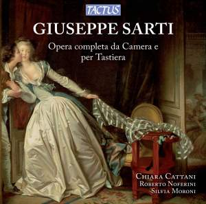 Sarti: Complete Chamber Works