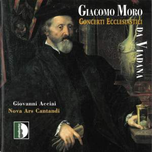 Giacomo Moro da Viadana: Concerti ecclesiastici