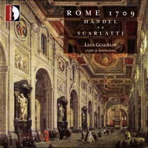 Rome 1709 - Handel vs. Scarlatti