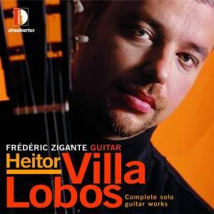 Heitor Villa-Lobos: Complete solo guitar works