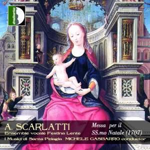 Scarlatti, A: Messa per il Santissimo Natale (1707)