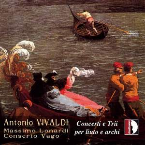 Vivaldi - Concertos and Trios for lute and strings
