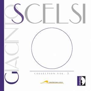 Giacinto Scelsi Edition - Volume 3 Product Image
