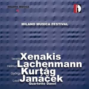 Milano Musica Festival Live Volume 1: Xenakis, Lachenmann, Kurtág