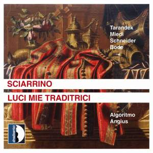 Sciarrino: Luci mie traditrici Product Image