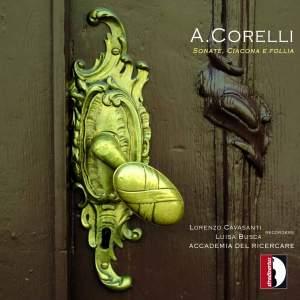 Corelli: Sonate, Ciaccona, e Follia
